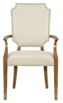 Soho Luxe Arm Chair in Dark Caramel (368)