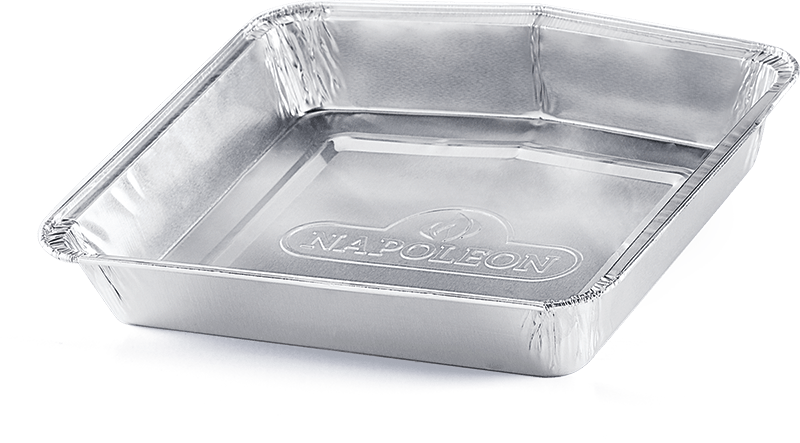 Napoleon BBQDisposable Aluminum Grease Trays For Travelq Series
