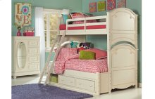 Charlotte Twin Over Full Bunk