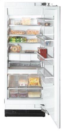 "30"" F 1801 Vi Built-In Freezer with Custom Panel - 30"" Freezer"
