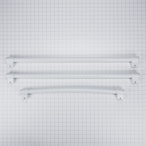 Handle Kit - White, 20' FDBM Contour