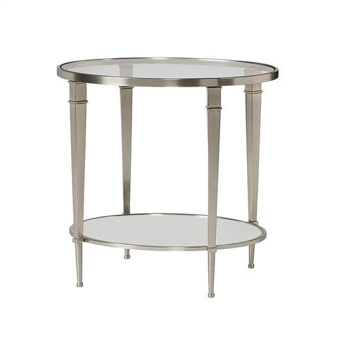 Mallory Oval End Table