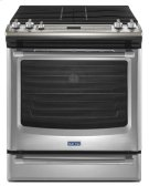 Maytag® 30-inch Gas Range with Convection and Fit System - 5.8 cu. ft. Product Image