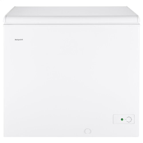 Hotpoint® 7.1 Cu. Ft. Manual Defrost Chest Freezer