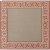 """Additional Alfresco ALF-9628 8'9"""" Square"""