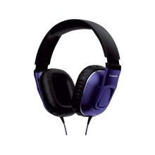Over-the-Ear Headphones RP-HT470C-V - Purple