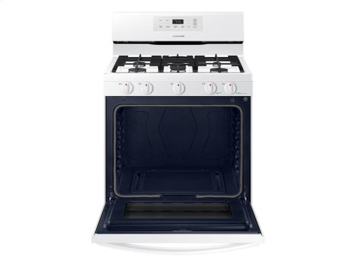 5.8 cu. ft. Freestanding Gas Range