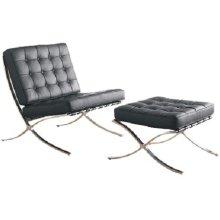 Black Barcelona Chair