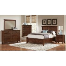 Bonanza Cherry 4 Piece Bedroom Set