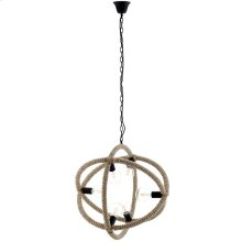 Transpose Rope Pendant Chandelier