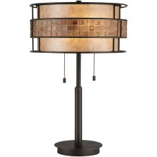 Laguna Table Lamp in Renaissance Copper