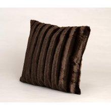 1818-01 Short Hair Fur Pillow