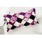 Modrest Roche Purple Throw Pillow Product Image