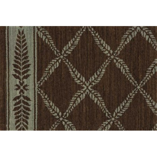 Chateau No01 Brown/green Broadloom