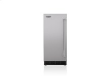 "15"" Ice Maker with Pump - Panel Ready"