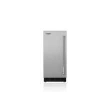 """15"""" Ice Maker with Pump - Panel Ready"""