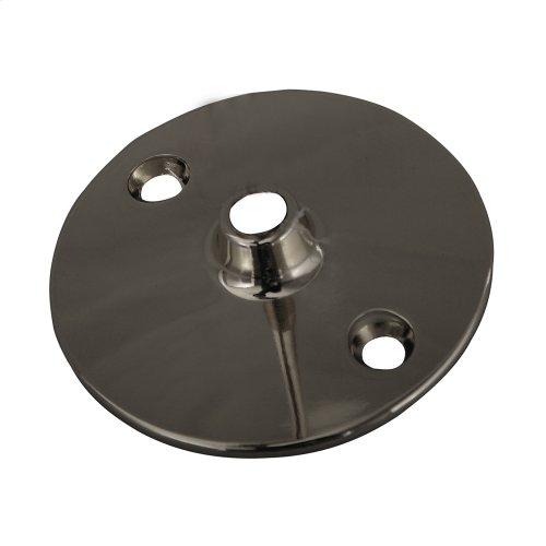 Ceiling Support Flange - Polished Nickel
