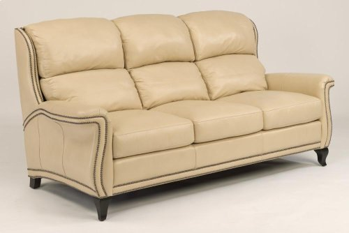 Sting Ray Leather or Fabric Sofa
