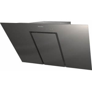 Miele Da 6498 W Pure Wall Ventilation Hood With Energy-Efficient Led Lighting And Touch Controls For Simple Operation.