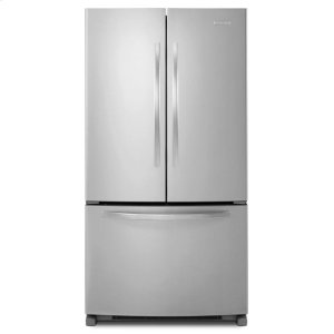 KitchenAid20 Cu. Ft. Counter-Depth French Door Refrigerator, Architect® Series II - Stainless Steel