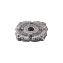 Thames Backplate 1 3/8 Inch - (Buy 2 per Pull) - Pewter