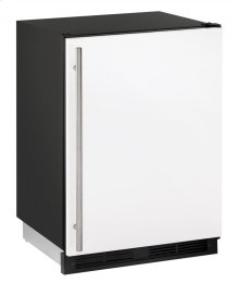 "1000 Series 24"" Combo® Model With White Solid Finish and Field Reversible Door Swing (115 Volts / 60 Hz)"