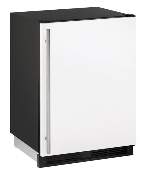 """1000 Series 24"""" Combo® Model With White Solid Finish and Field Reversible Door Swing (115 Volts / 60 Hz)"""