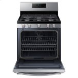 5.8 Cu. Ft. Freestanding Gas Range With Convection In Stainless Steel