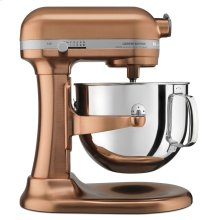 Limited Edition Pro Line® Series Copper Clad 7 Quart Bowl-Lift Stand Mixer - Satin Copper
