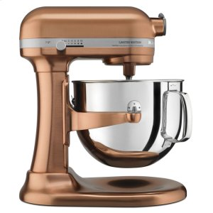 KitchenaidLimited Edition Pro Line® Series Copper Clad 7 Quart Bowl-Lift Stand Mixer - Satin Copper