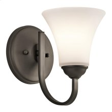 Keiran Collection Keiran 1 Light Wall Sconce OZ