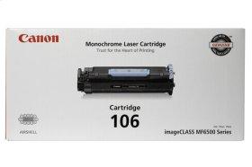 Canon Black Toner Cartridge 106 Black Toner Cartridge 106