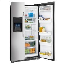 Crosley Side By Side Refrigerators (22.6 cu. ft.)