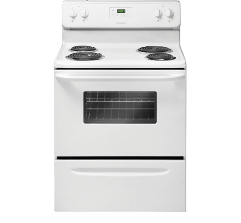 Frigidaire 30 Freestanding Electric Range