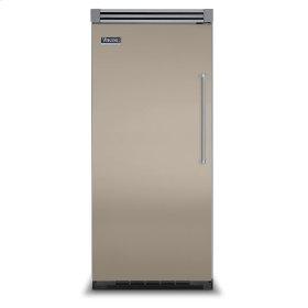 """Taupe 36"""" Quiet Cool™ All Refrigerator - VIRB Tru-Flush™ (Left Hinge Door)"""