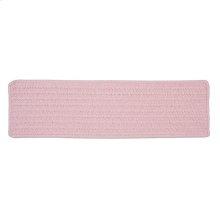 "Westminster Stair Tread WM51 Blush Pink 8"" X 28"" (Set 13)"