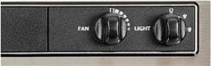 "24"" 220 CFM Stainless Steel Under Cabinet Range Hood"