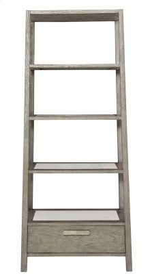 Chilton Etagere in Rustic Gray
