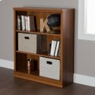 3-Shelf Bookcase - Morgan Cherry Product Image