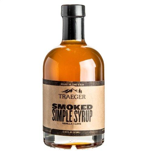 Smoked Simple Syrup
