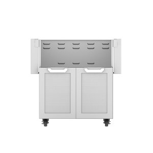 "Hestan30"" Hestan Outdoor Tower Cart with Double Doors - GCD Series - Steeletto"