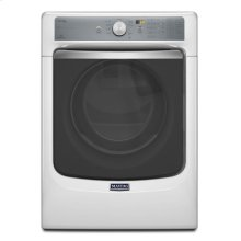 Maxima® Steam Electric Dryer with Large Capacity and Stainless Steel Dryer Drum - 7.3 cu. ft.