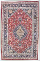 """PERSIAN 000033087 IN RED NAVY 10'-0"""" x 15'-8"""" Product Image"""
