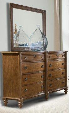 Cape Cod Dresser Mirror w/Hardware