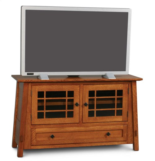 "McCoy TV Stand, 49""w, Small"