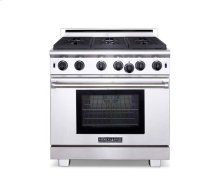 "36"" Performer Series Gas Range"