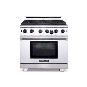 "American Range36"" Cuisine Ranges Natural Gas"