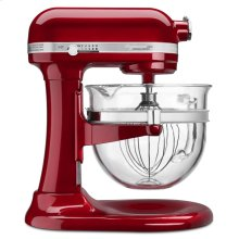 Professional 6500 Design Series bowl-lift Stand Mixer - Candy Apple Red