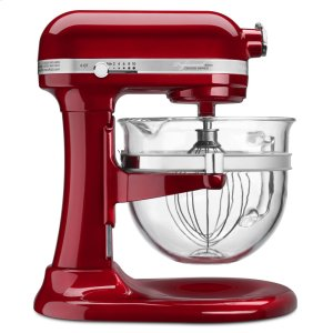 KitchenaidProfessional 6500 Design™ Series 6 Quart Bowl-Lift Stand Mixer - Candy Apple Red
