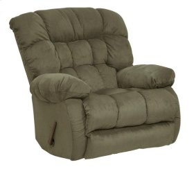 Chaise Rocker Recliner - Hazelnut
